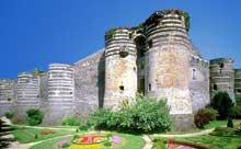Angers: le château