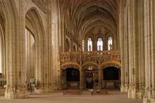 Brou près de Bourg en Bresse: (1506-1532): élévation