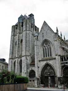 Eglise Notre dame de Louviers: 1170 – 1550
