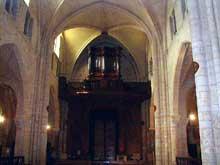 Paris, saint Pierre de Montmartre: la nef