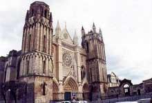 Poitiers, cathédrale saint Pierre, 1163ss