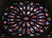 Reims: la grande rose