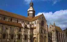 Abbaye de Saint Germer de Fly. L'abbatiale