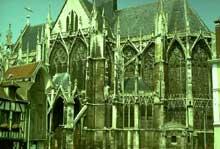 Troyes, basilique saint Urbain