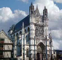 Collégiale Notre Dame de Vernon