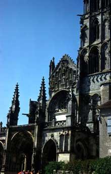 Saint Père sous Vézelay. Eglise Notre Dame