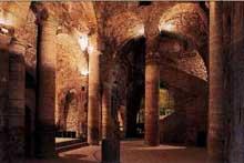 Marseille, église saint Victor: la chapelle du Vè