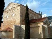 Poitiers: le baptistère Saint Jean