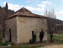 Riez, Alpes de Haute Provence: le Baptistère