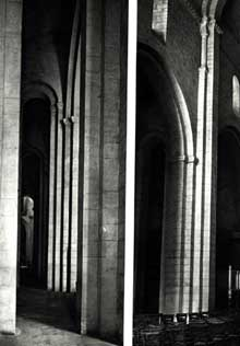 Arles, saint Trophime: intérieur de l'église
