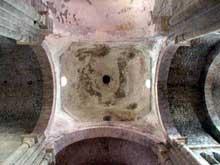 Beaulieu sur Dordogne, l'abbatiale. La croisée du transept