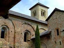 Boscodon (Hautes Alpes): l'abbatiale
