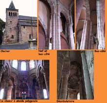 Bozouls (Aveyron): Sainte Fauste