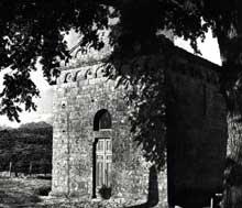 Carbini: l'église saint Jean