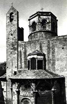 Cavaillon: cathédrale Notre Dame et saint Véran
