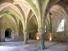 Fontenay en Côte d'Or: l'abbaye cistercienne: la forge
