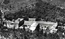 L'abbaye de Fontfroide: vue générale