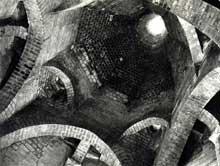 L'abbaye de Fontevrault: les cuisines