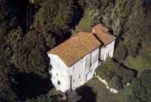 Merlande (Dordogne): le prieuré saint Jean