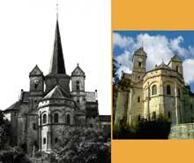 Mont Devant Sassey (Meuse): église Notre Dame de l'Assomption