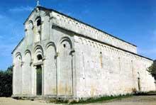 Saint Florent (Corse): Santa Maria Assunta, ancienne cathédrale du Nebbio