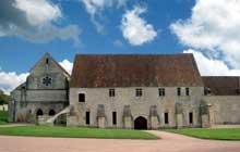 Noirlac (Cher): l'abbaye cistercienne