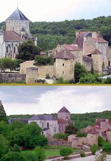 Nouaillé Maupertuis (Vienne): abbaye Saint Junien