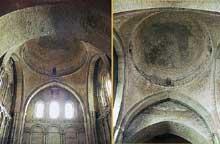Périgueux (Dordogne): Saint Etienne de la Cité, ancienne cathédrale: la coupole