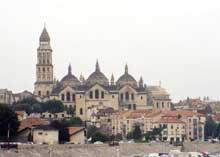 Périgueux (Dordogne): cathédrale saint Front