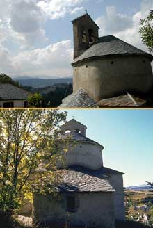 Planès (Pyrénées Orientales): Notre Dame de la Merci