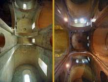 Saint Nectaire (Puy du Dôme): la croisée