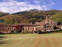 Silvanès (Aveyron): l'abbaye