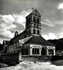 Urcel (Aisne)�: l��glise Notre Dame apr�s les restaurations