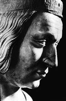 André Beauneveu (v. 1330-v. 1410): gisant de CharlesV