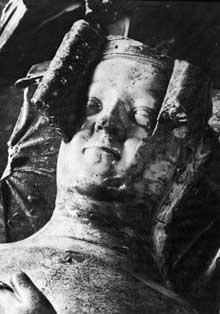Jean de Liège: Tombe de Philippa de Hainaut. Abbaye de Westminster