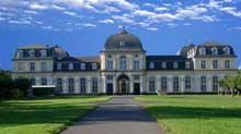 Robert de Cotte: château Poppelsdorf