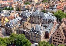 Robert de Cotte: palais des Rohan de Strasbourg