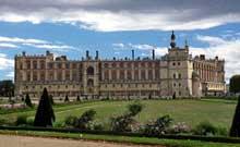 Jules Hardouin-Mansart: château de Saint Germain en Laye