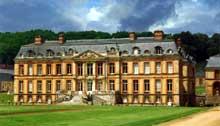 Jules Hardouin-Mansart: château de Dampierre en Yvelines
