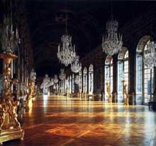 Jules Hardouin-Mansart: Versailles: la galerie des Glaces