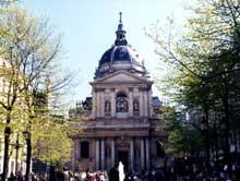 Jacques Lemercier: la Sorbonne