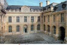 Pierre le Muet: Hôtel de Saint Aignan dans le Marais