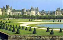 André le Nôtre: les jardins de Fontainebleau