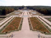 André le Nôtre: les jardins du château de Vaux le Vicomte