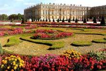 André le Nôtre: château de Versailles: les jardins
