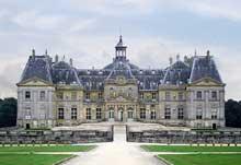 Louis le Vau: le château de Vaux le Vicomte (1658-1661)