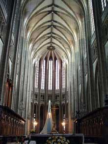 Ange-Etienne Martellange: la cathédrale d'Orléans
