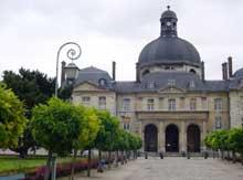 Paris: hôpital de la Salpêtrière