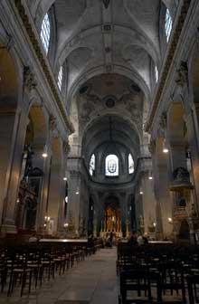 L'église saint Sulpice des Paris
