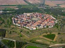 Vauban: la citadelle de Neuf Brisach